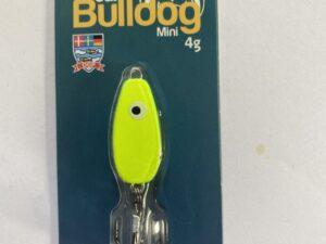 OGP Bulldog Grün/Gelb 4 g UV
