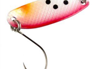 FTM Hammer Spoon  salmon red white UV / black