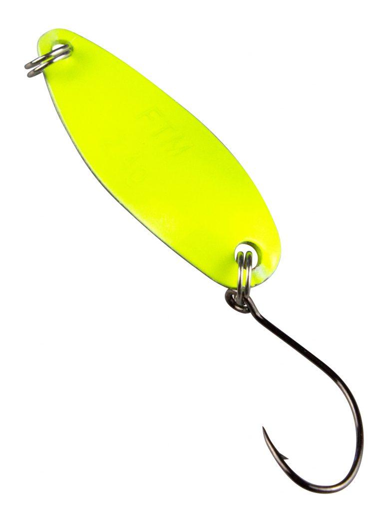 FTM Hammer Spoon salmon yellow white UV / yellow UV