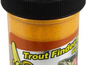 FTM Trout Finder Bait Big Banana Orange