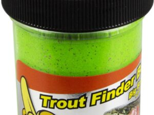 FTM Trout Finder Bait Big Banana grün