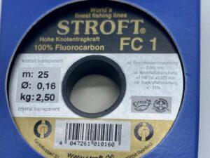 Stroft FC 1 Fluorocarbon