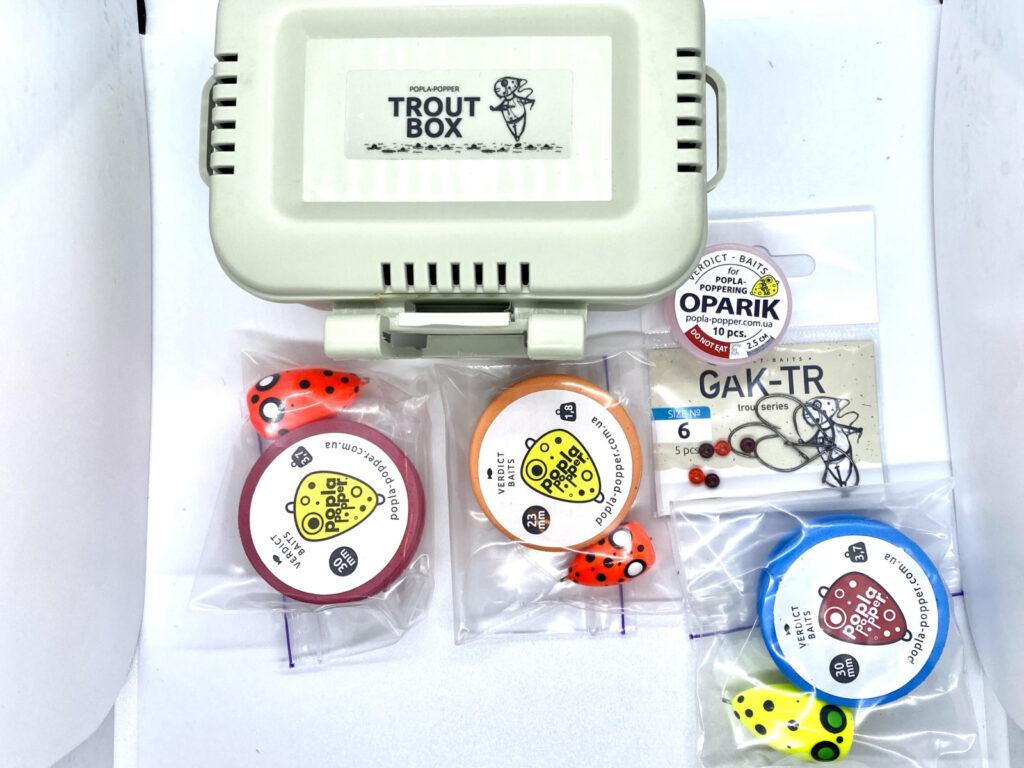 POPLA-POPPER BOX Original