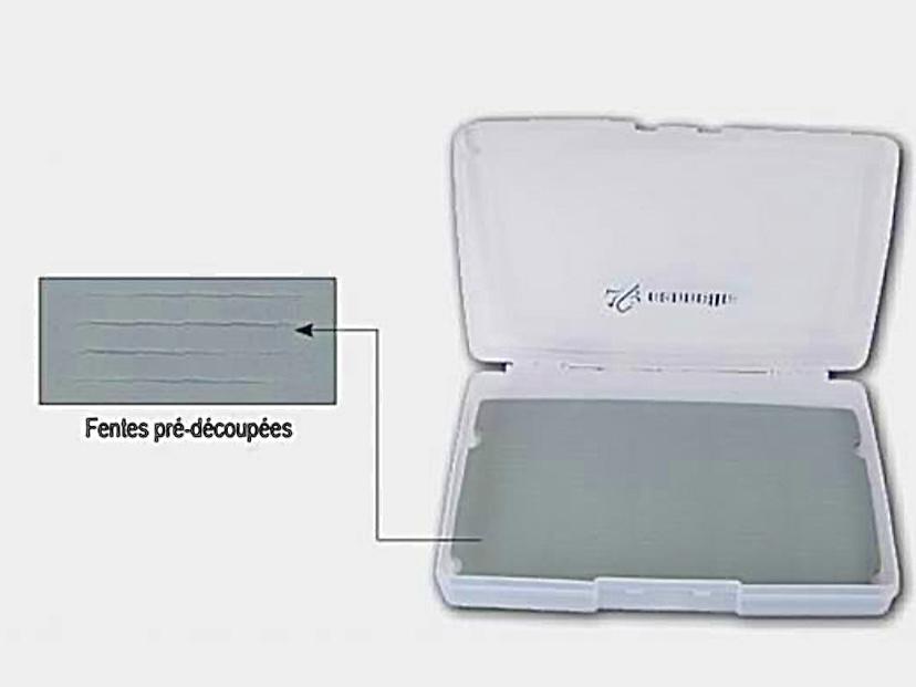 Cannelle Jigkopf-Box (VMC)