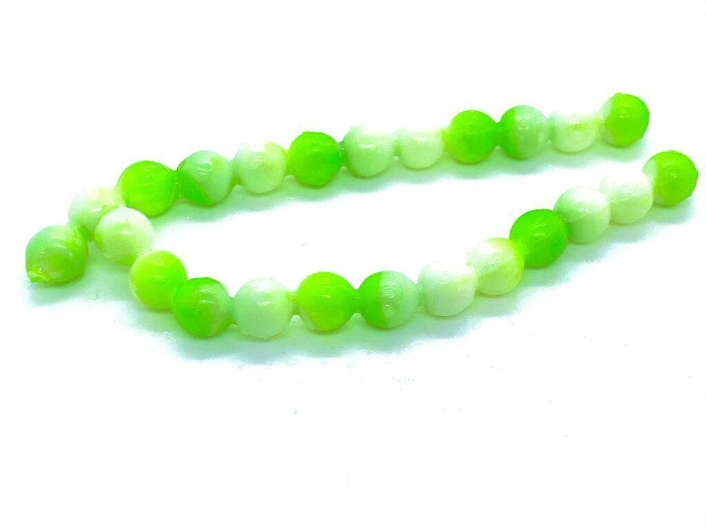 ProBaits Trout Bubbles Bubblegum /weiß-grün