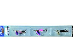 Blue Fox Kit Vibrax Trout