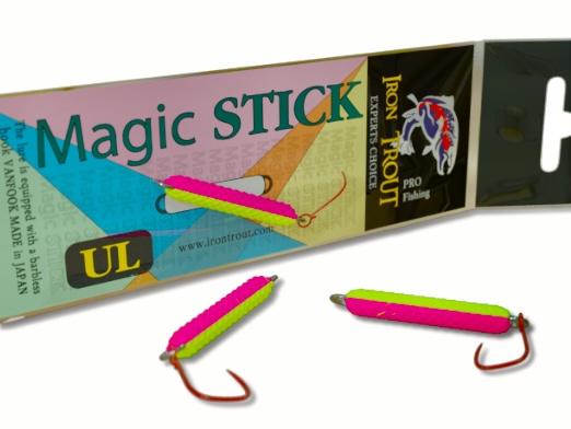IRON TROUT Magic STICK 0,5 g Farbe 205