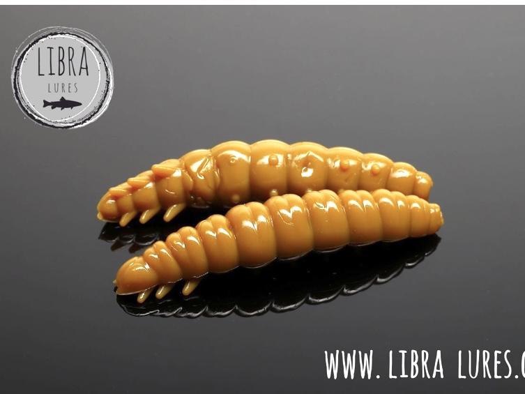 Libra Lures LARVA 45mm coffee milk