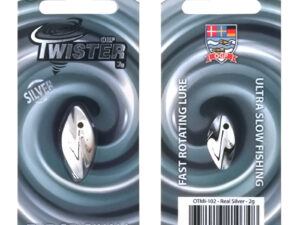 OGP Twister Real Silver
