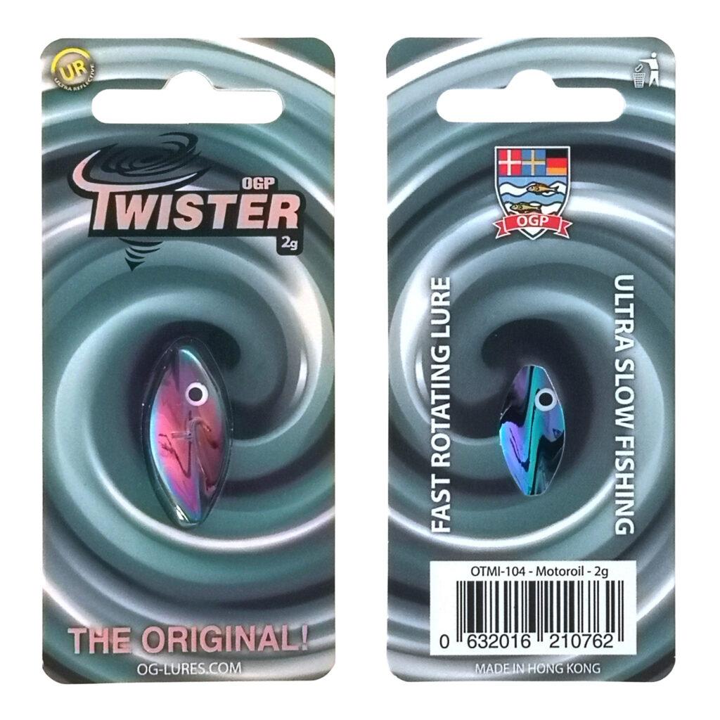OGP Twister Motoroil