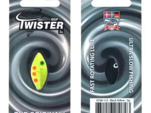 OGP Twister Black/Yello