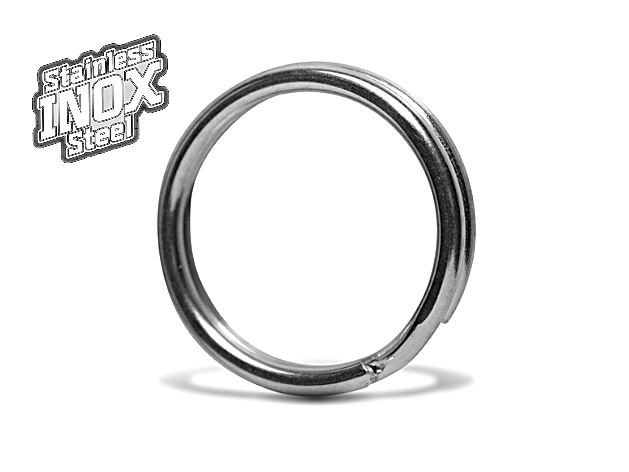 Spreng Ringe , aus rostfreiem Stahl