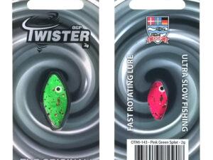 OGP Twister Pink/Green Splat