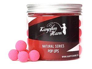 Pop Up Fluo pink Boilie 12mm