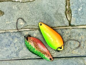 Alfred Spoon-Dolly Varden 1,8g Miracle Limited Serie