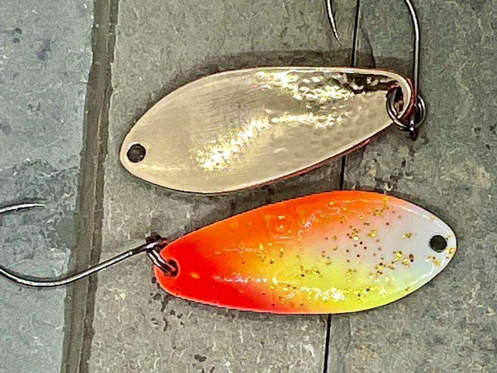 VIG Fishing Spoon 2,5g GLOW