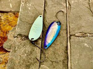 Forest Pal limited 2,5 g # LT22 Silver Blue/Light Blue